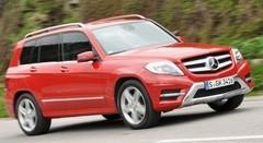 Essai Mercedes GLK : arrondir les angles