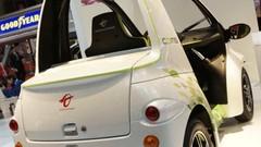 Toyota COMS : la Renault Twizy japonaise