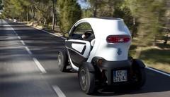 Renault expérimente l'auto-partage avec Twizy Way