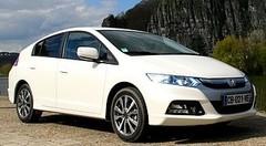 Essai Honda Insight Hybrid 2012