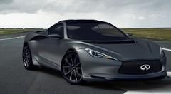 Festival of Speed 2012 : l'Infiniti Emerg-E Concept roulera !