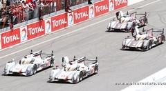 Le Mans : la petite victoire des hybrides