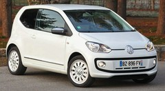 Essai Volkswagen Up ! 1.0 75 ch White Up : citadine chic