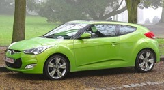 Essai Hyundai Veloster DCT : Plus sage que son style!