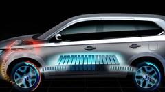 Mondial de l'Automobile 2012 : première mondiale pour le Mitsubishi Outlander hybride rechargeable