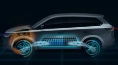 Mitsubishi Outlander PHEV : Hybride, rechargeable et prévu pour 2013 !