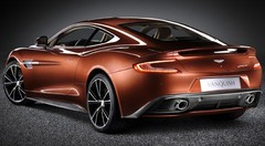 Aston Martin AM 310 Vanquish : officielle ou presque