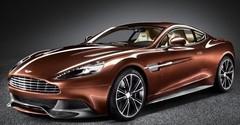 Aston Martin Vanquish (2012) : Déesse timide
