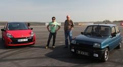 Essai Renault 5 Alpine Turbo (1983) vs Renault Clio RS (2012) : la bataille des bombinettes