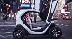 Renault Twizy: idéale pour le drift?