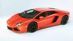 Lamborghini Aventador : une version quatre-portes en préparation ?
