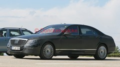 Future Mercedes Classe S : nos images exclusives
