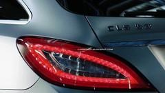 Mercedes CLS 63 AMG Shooting Brake: déjà là!