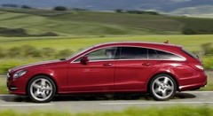 Mercedes CLS Shooting Brake : Un grand volume d'élégance