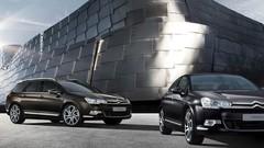 Citroën C5 2012 : Chevrons renouvelés