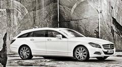 Mercedes CLS Shooting Brake : break de classe