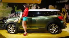 Mini Paceman : il garde son nom pour un lancement en 2013