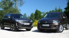 Essai Citroën C4 Aircross vs VW Tiguan : à se croire trop beau…