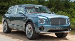 Bentley EXP 9 F Concept : première vidéo et nouvelles photos officielles