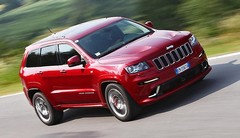 Essai Jeep Grand Cherokee SRT8 : Indian Tonic