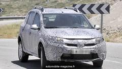 Future Dacia Sandero Stepway : Déjà à l'approche