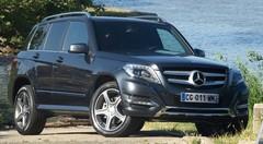 Essai Mercedes GLK 2012 : délit de faciès