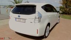 Essai Toyota Prius Plus