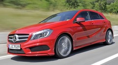 Essai Mercedes A 200 BlueEfficiency Fascination : Plus de style que de sport