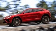 Futur Lamborghini Urus: 170000 euros