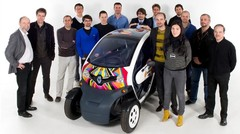 Le Renault Twizy sacré Best of the Best Product Design 2012