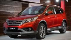 Nouveau Honda CR-V : Chapitre 4