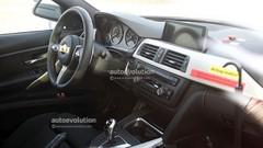 Prochaine BMW M3 : première photo de l'intérieur