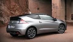 Essai Honda CRZ