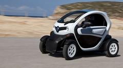 Renault Twizy : en tête des immats de véhicules électriques en France