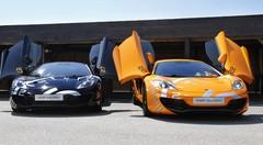Virées Caradisiac en McLaren MP4-12C : acte de naissance