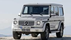Essai Mercedes Classe G : Un tout terrain de combat