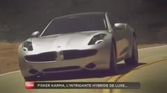 Emission Turbo : Fisker Karma, Audi SQ5, Toyota Yaris HSD, Honda Jazz Hybride