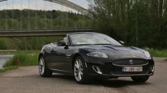 Essai Jaguar XK Cabriolet : Mélodie du vent…