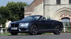 Essai Bentley Continental GTC V8 (2012 - ) : La Dame de fer