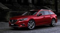 Nouvelle Mazda6 Wagon 2012 : la japonaise fait le break