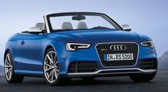 Audi RS 5 Cabriolet : première mondiale sur Internet