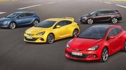 Essai Opel Astra et Astra OPC 2013 : De jeune fille sage  petite garce !
