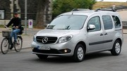 Essai Mercedes Citan Combi 108 CDi 75 ch : Quand l'Etoile se met au Losange !