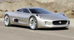 Future Jaguar C-X75: 5 protos construits