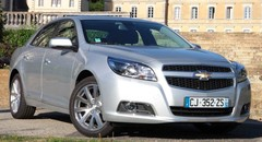 Essai Chevrolet Malibu LTZ 2.0 VCDi 160 BVM : l'alternative américaine