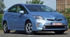 Essai Toyota Prius Rechargeable