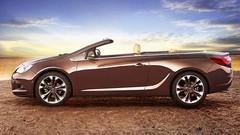 Opel Cascada : fuite d'une première photo