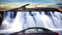 Opel Cascada : 4 adultes, crinières au vent…