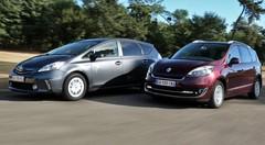 Essai : La Toyota Prius+ affronte le Renault Grand Scénic