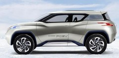 Nissan TeRRA : Le SUV 100 % électrique